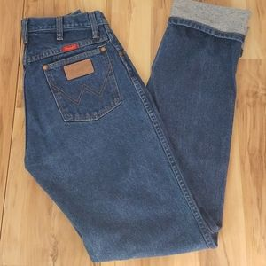 Vintage Wrangler Cowgirl Jeans S-M